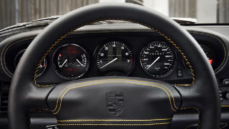 Project Gold เป็นอีกหนึ่งผลงานที่สะท้อนความคลาสสิกจาก Porsche
