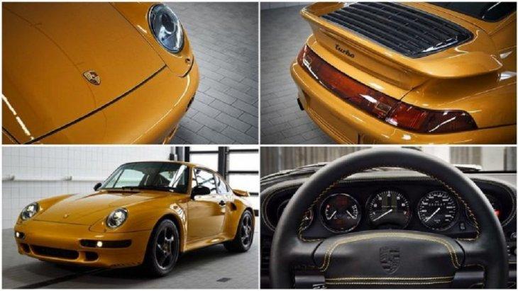 Porsche Classic ได้ปลุกตำนานรถ Porsche โบราณล้ำค่าที่นักสะสมปรารถนาจะได้ครอบครอง