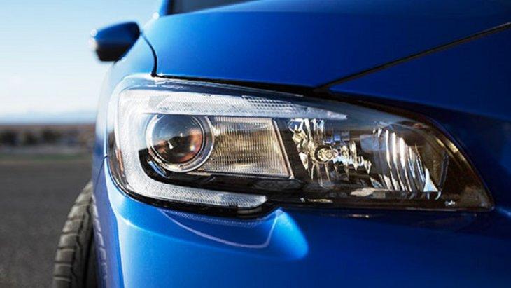 SUBARU WRX STI  มาพร้อมกับไฟหน้า LED แบบปรับระดับอัตโนมัติ
