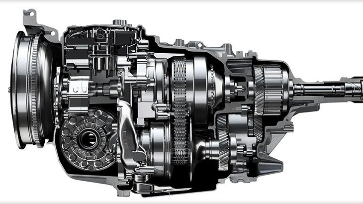 ระบบเกียร์ Lineartronic แบบแปรผันอัตราทดต่อเนื่อง ควบคุมการเปลี่ยนเกียร์ใหม่ช่วยให้ขับขี่ได้อย่างสบาย นุ่มนวล