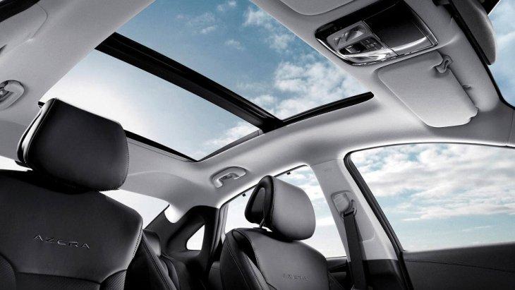 เปิดมุมมองใหม่ในการขับขี่ และสร้างบรรยากาศสดชื่นในการท่องเที่ยวของคุณ