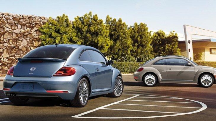 มีการเปิดตัว Volkswagen Beetle Final Edition 2019 ในสหรัฐอเมริกา