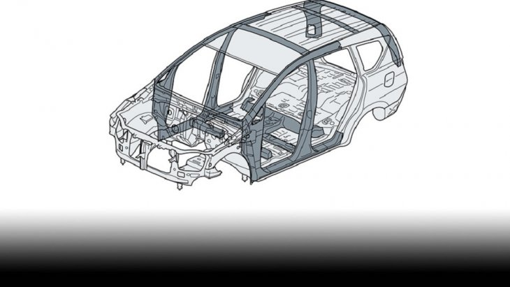 Toyota Innova Crysta 2018  มาพร้อมกับโครงสร้างตัวถังนิรภัย GOA เสริมความแข็งแกร่งให้กับตัวถัง โดยการใช้เหล็กกล้าแรงดึงสูง ช่วยเพิ่มประสิทธิภาพการดูดซับและกระจายแรงกระแทกจากการชน