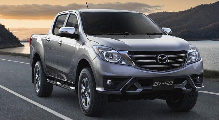 Mazda เผยหมัดเด็ดด้วยการส่งรถยนต์ปิกอัพรุ่นพิเศษลงสู้ศึกสงครามปิกอัพ ภายใต้ชื่อ Mazda BT-50 PRO THUNDER