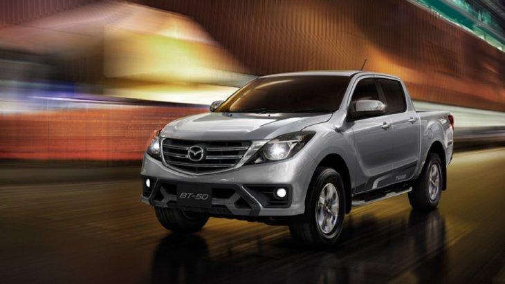 """Mazda BT-50 PRO THUNDER ตอบโจทย์ทุกการใช้งานภายใต้แนวคิด """"ให้ทุกเป้าหมายเป็นจริงได้"""""""