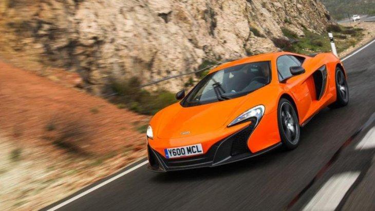 Mclaren P1 ถือเป็นรถยนต์รุ่นใหม่ที่พร้อม อวดโฉมและท้าดวลรถยนต์ความเร็วระดับโลกอีกครั้ง