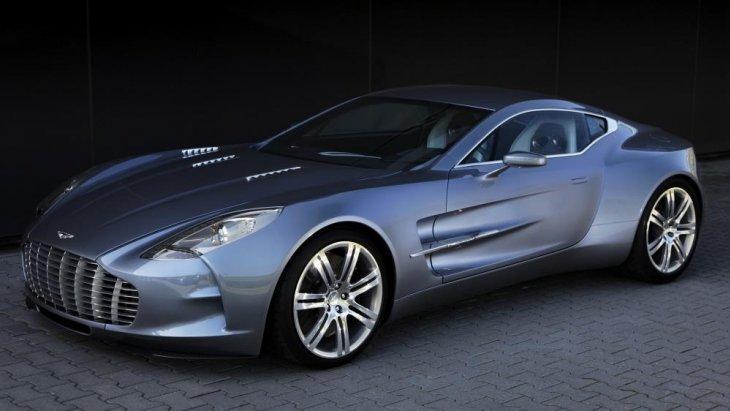 Aston Martin One 77 ได้กลายเป็นรถที่ขึ้นชื่อว่าสวยที่สุดในโลก