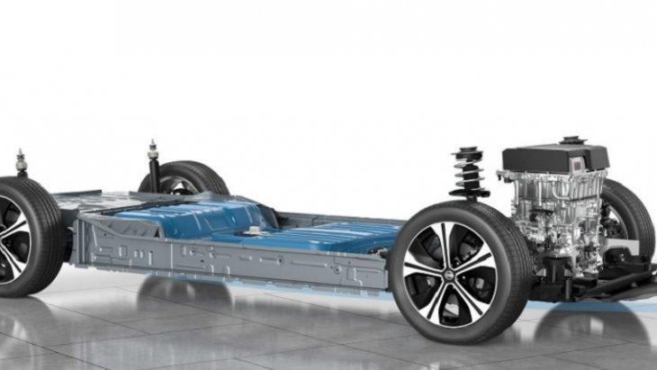 แบตเตอรี่ที่มีกำลังการผลิตสูงรับประกันความมั่นใจในการขับขี่