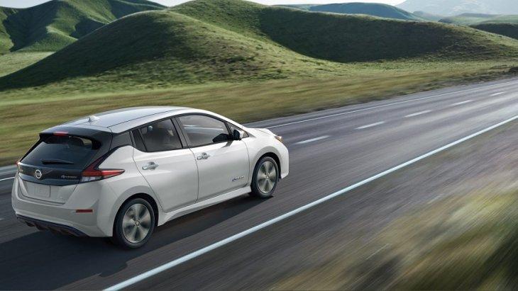 ราคา Nissan LEAF  เริ่มตันที่ $ 22,490