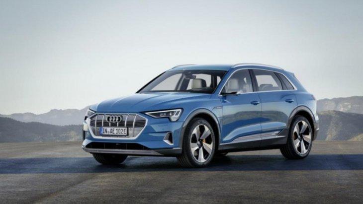 Audi นั้นได้เปิดเผยว่ารถแบบใหม่อย่าง Audi e-Tron คันนี้นั้นเป็นรถแบบ SUV Model รุ่นใหม่ล่าสุด
