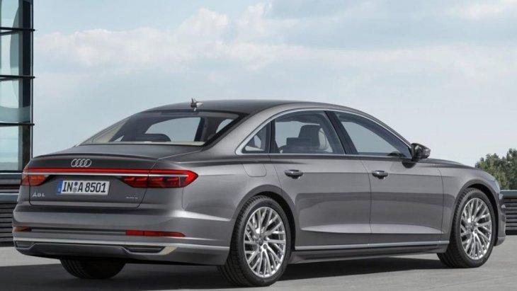 โดย Audi A8 L 2018 นั้น มีให้เลือกมากถึง 2 รุ่นย่อยด้วยกัน คือ A8 L 55 TFSI quattro Premium และ A8 L 55 TFSI quattro Prestige