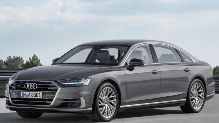 สำหรับ Audi A8 L 2018 นั้น มาพร้อมกับความโดดเด่นเป็นอย่างมาก ด้วยดีไซน์ที่ล้ำสมัยและมีมิติที่มากขึ่น