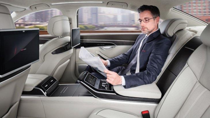 ราคาจำหน่ายนั้น ในรุ่น A8 L 55 TFSI quattro Premium ราคาอยู่ที่ 6,799,000 บาท และ ในรุ่น A8 L 55 TFSI quattro Prestige ราคา 7,999,000 บาท