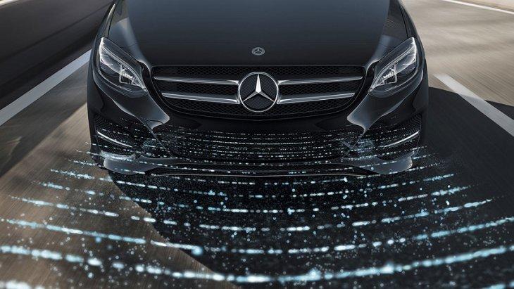 Mercedes-Benz B-Class 2019 ใหม่ พร้อมระบบขับขี่กึ่งอัตโนมัติ