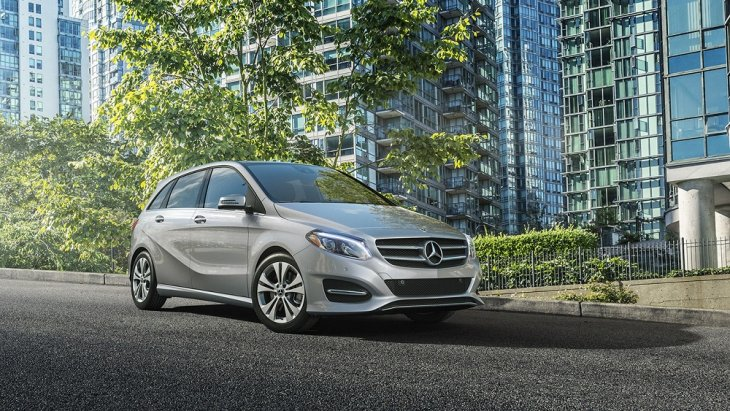 Mercedes-Benz B-Class 2019 ใหม่ เปิดตัวอย่างสง่างามแล้ว