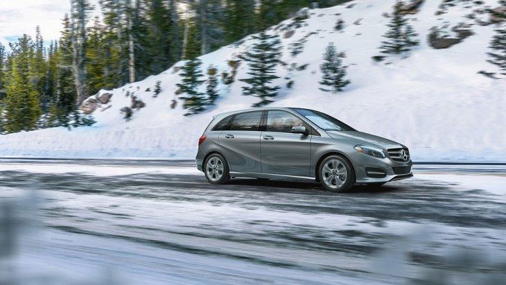 ตามหาความสง่างามและเหนือระดับกับ Mercedes-Benz B-Class 2019