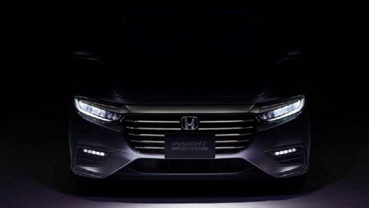 Honda Insight 2019 ไมเนอร์เชนจ์ใหม่