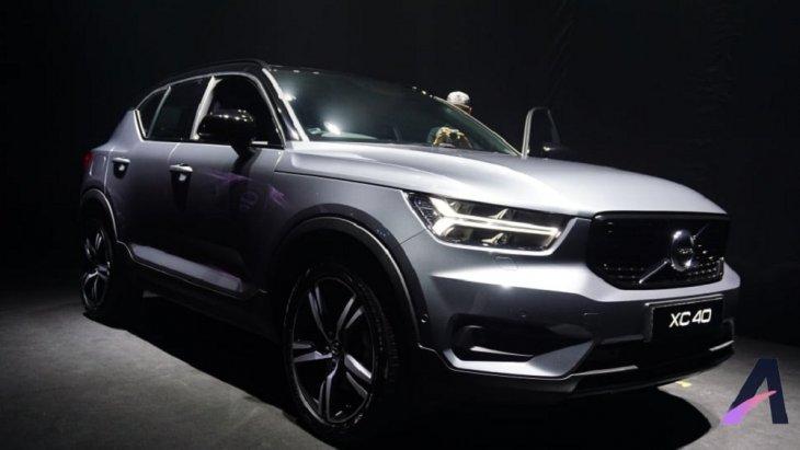 เปิดตัวอย่างเป็นทางการเป็นที่เรียบร้อย สำหรับครอสโอเวอร์ค่าย Volvo กับซีรีส์ XC40