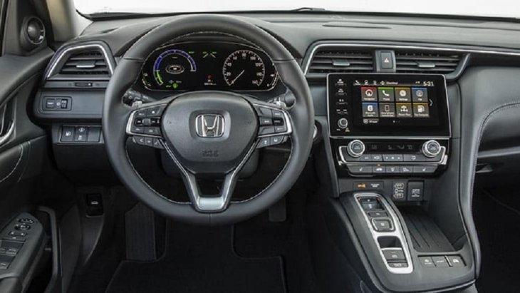 Honda Insight 2019 เป็นรถยนต์พลังงานไฮบริด Sport Hybrid i-MMD