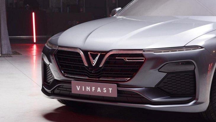 VinFast LUX A2.0 และ SA2.0 2019 ใหม่ รถยนต์สัญชาติเวียดนาม
