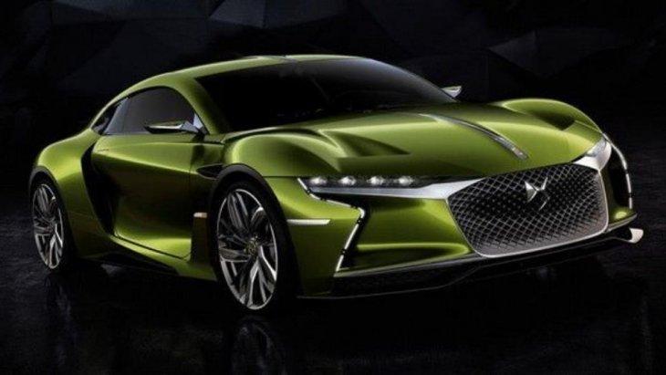 สุดยอดรถ Super Car ของ DS  รุ่นใหม่นี้มาพร้อมขุมพลังแบบ ไฮบริด พร้อมท้าชน BMW i8 ซึ่งก็เรียกเสียงฮือฮาได้เป็นอย่างมาก