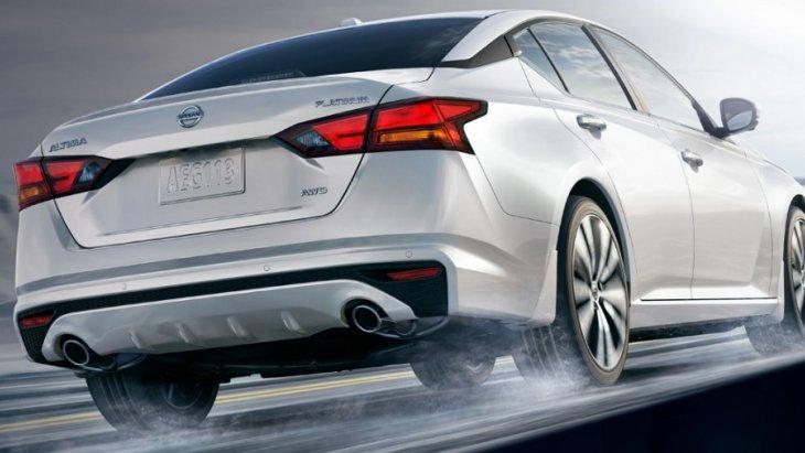 Nissan Altima 2019  มาพร้อมกับระบบ Intelligent All-Wheel Drive ที่คุณไม่เคยคิดว่าจะได้รับในรถซีดาน
