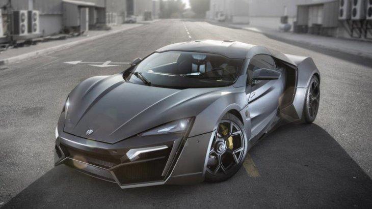 Lykan HyperSport  หนึ่งในรถสปอร์ตที่หลายคนต่างก็อาจจะคุ้นหน้าคุ้นตา เพราะได้นำไปประกอบกับภาพยนตร์ฟอร์มยักษ์ระดับโลกอย่าง Fast and Furious ปี 7 มาแล้ว