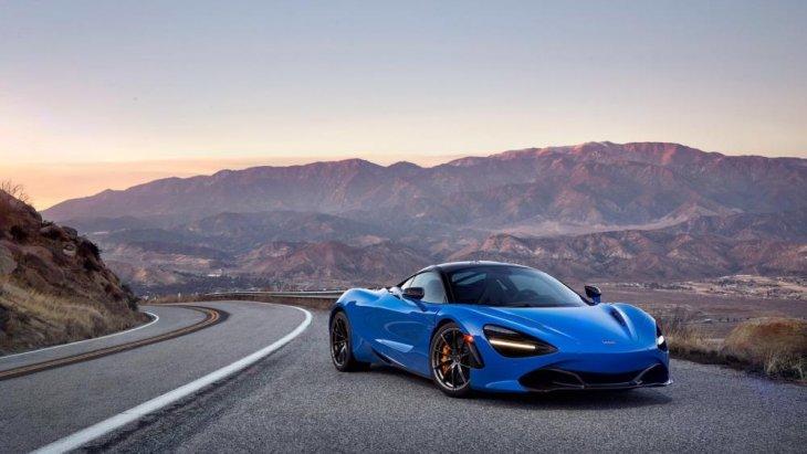 โดย McLaren 720S จะมาพร้อมเครื่องยนต์ Twin Turbo V8 Engine ขนาด 4 ลิตร 720 แรงม้า แรงบิดสูงสุด 770 นิวตันเมตร