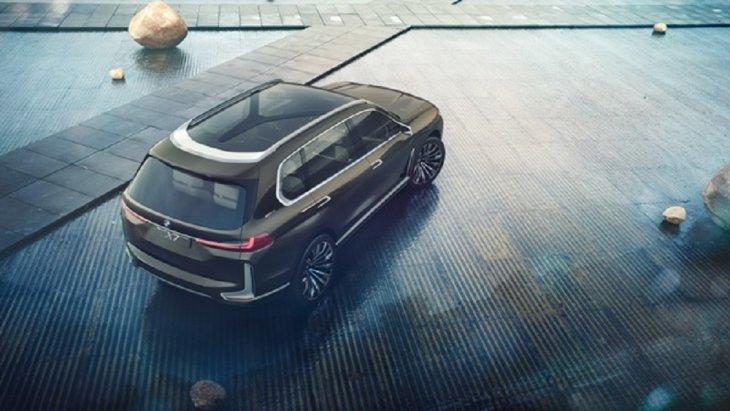 นับว่าเป็น SUV ขนาดใหญ่ที่สุดสำหรับ BMW X7 2019