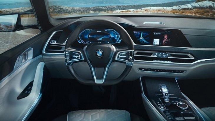 BMW X7 ใหม่ จะมาพร้อมเครื่องยนต์เบนซิน 6 สูบ ความจุ 3.0 ลิตร ให้กำลังสูงสุดอยู่ที่ 335 แรงม้า