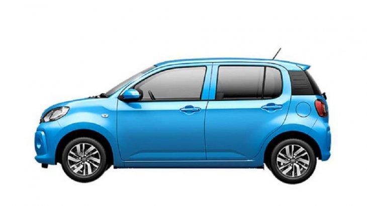 ขนาดgน่ารักสีสันสดใส พอ ๆ กับ Nissan March