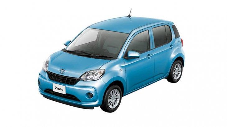 Toyota Passo 2018 ใหม่ ปรับโฉม ที่เพิ่งเปิดตัวญี่ปุ่นไปเมื่อวันที่ 10 ตุลาคม 2561