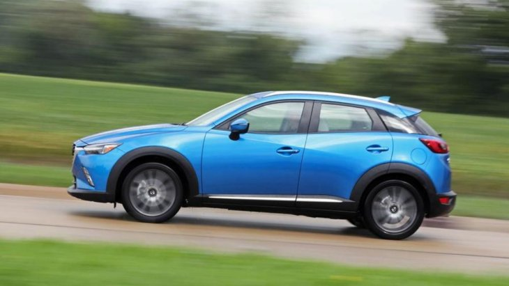 New Mazda CX-3 2018 อยู่ภายใต้แนวคิดการออกแบบของ KODO DESIGN ซึ่งได้รับแรงบันดาลใจมาจากการเคลื่อนไหวที่งดงามและทรงพลังของสิ่งมีชีวิตในธรรมชาติ