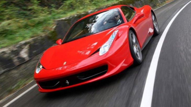 โดยเริ่มต้นนั้น Ferrari 458 Italia เคาะราคาจำหน่ายที่ 25.6 ล้านบาท