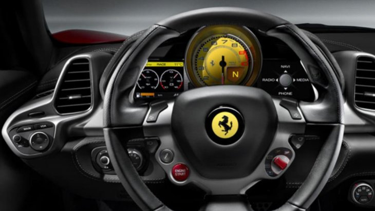 ถือเป็นเครื่องยนต์ที่มีความแรงต่อซีซีมากที่สุดในประวัติศาสตร์ของ  Ferrari