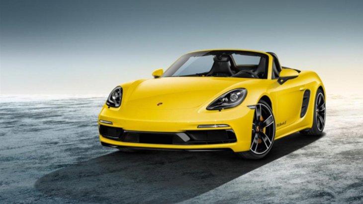 ซึ่งตอนนี้ทาง Porsche ยังคงใช้เครื่องยนต์ Naturally-aspirated อยู่