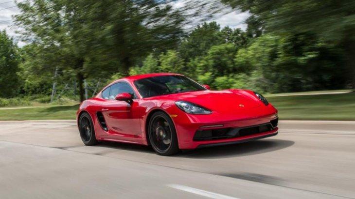 Porsche Cayman rival ที่อาจจะมีการกลับมาใช้เครื่องยนต์ 6 สูบ