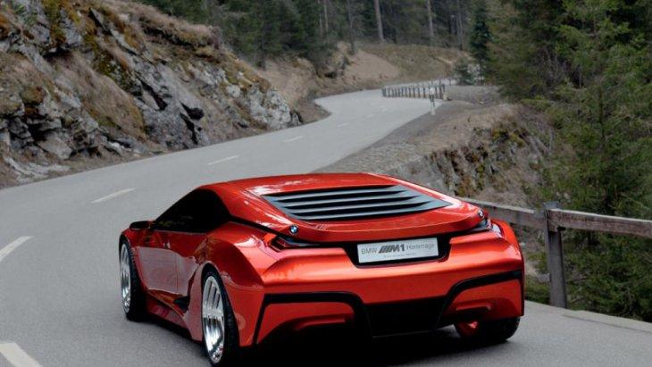 แน่นอนว่ารถ BMW M1 Hommage จะต้องกลายเป็นอีกหนึ่งตำนานของยานยนต์เลยก็ว่าได้