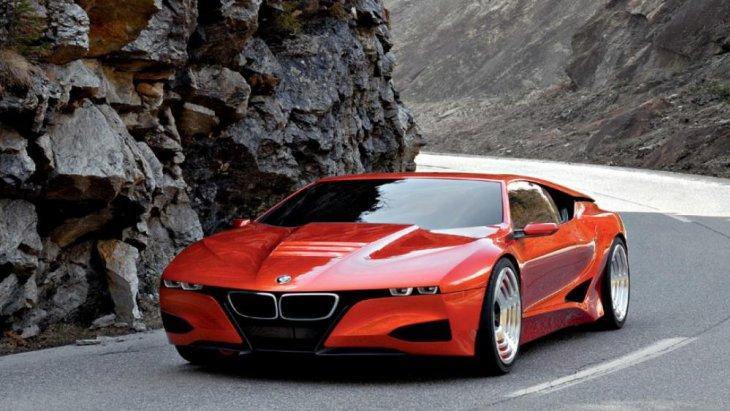 เริ่มมีข่าวคราวการเปิดตัวรถต้นแบบ M1 Hommage ในปี 2008 เป็นต้นมา