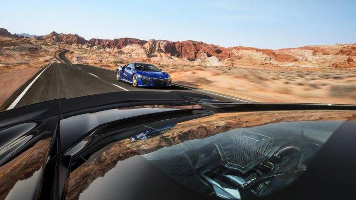 Honda NSX 2018 ใหม่ ตั้งราคาเริ่มต้นไว้ 157,000 ดอลลาร์  สหรัฐฯ