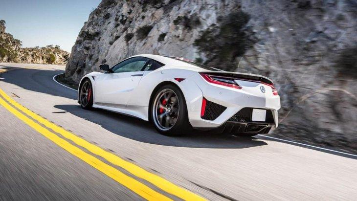 การเปลี่ยนแปลงที่ดีที่สุดสำหรับ Honda NSX 2018 ใหม่ คือการปรับปรุงในเชิงวิศวกรรมอย่างแชสซีส์