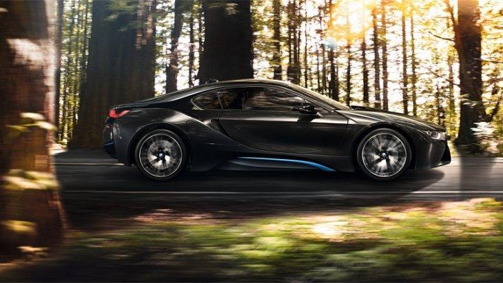 ราคา BMW i8 Coupe 2018 เริ่มต้นที่ 11.8 ล้านบาท