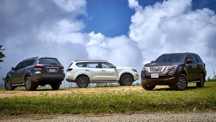 Nissan Terra 2019 มีการปรับทั้งเครื่องยนต์และอุปกรณ์ภายในให้น่าใช้งานไม่แพ้กับคู่แข่ง