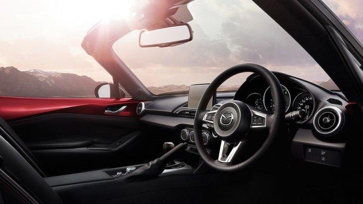 มีระบบ Drive Selection เพื่อการขับขี่อารมณ์สปอร์ตและทรงพลังกว่าเดิม