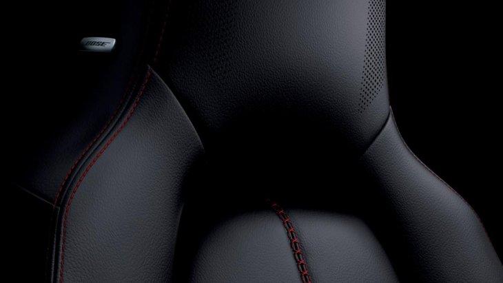 ดีเทลภายในของรถ