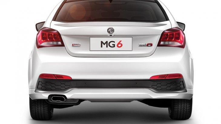 ช่วงล่าง NEW MG 6 (2018-2019) ได้รับการปรับจูนแบบ EUROPEAN TUNING SUSPENSION