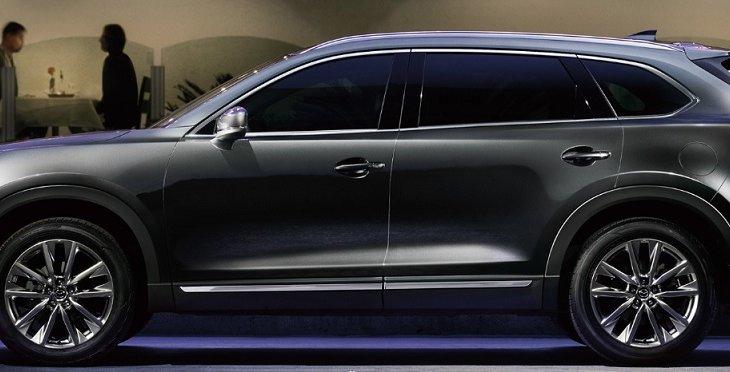 MAZDA CX-9 (2019) รถ SUV อเนกประสงค์ที่มาพร้อมกับความหรูหรา เรียบง่าย เน้นดีไซน์สปอร์ตสไตล์ญี่ปุ่น