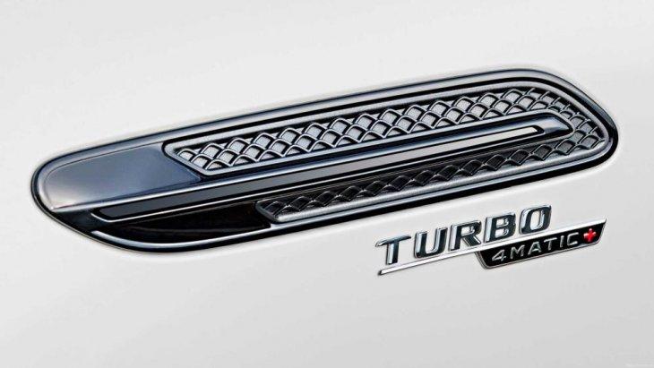 ดีเทลการดีไซน์ของ Mercedes-AMG GT 4-Door Coupé 2018