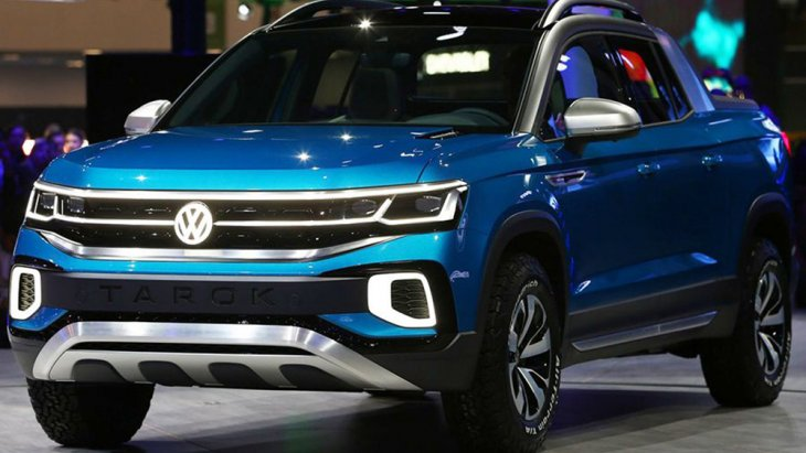 เต็มตากับ Volkswagen Tarok  ในงาน Sao Paulo Motor Show
