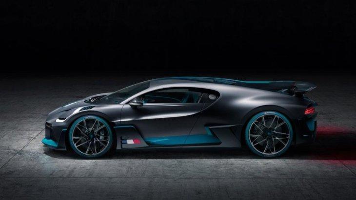 หลายคนมองว่าเป็นรถที่ดูดีกว่าสปอร์ตรุ่นใหม่ล่าสุดในสายการผลิตอย่าง Bugatti Chiron (ชีออง) เองเสียอีก